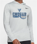 VHHS Boys Tennis 2020 - Nike Pro Pullover Hoodie