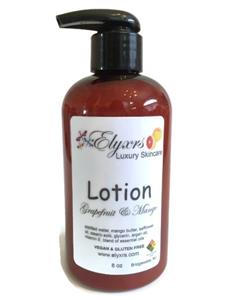 Luxury Lotion-Grapefruit & Mango 8oz or 16oz available