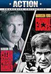 CLEAR & PRESENT DANGER/PATRIOT GAMES 2PK(DVD/DBLE FEAT/2DISCS/W/O SLEEVE)