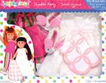 Doll Clothes- Slumber Party Set