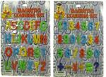 Magnetic Learning Set - 26 Letters or 26 Numbers and Symbols Case Pack 288