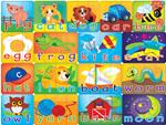 Mini Learning Games 40 Pieces-Spelling