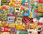 "Jigsaw Puzzle 1000 Pieces 24""X30""-Games We Played"