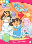 DORA THE EXPLORER-ITS A PARTY (DVD) (FF)