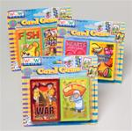 Kids Assorted Card Games 2 Pack Case Pack 72
