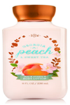 Georgia Peach & Sweet Tea Body Lotion