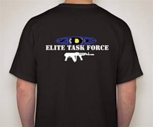 ETF-T-Shirt Black