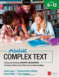 Mining Complex Texts Grades 6-12: Using and Creating Graphic Organizers