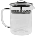 Tea Infuser Teapot - Rishi 400ml