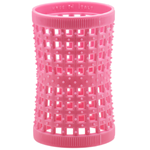Pink Italian Tension Rollers 42 mm (12 in pack)