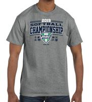 2019 Official Softball Championship Event Adult Tee