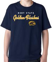 Kent State Machine Script Youth Tee
