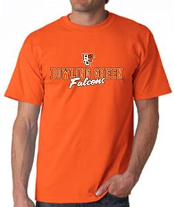 Bowling Green Campus Script Adult Tee