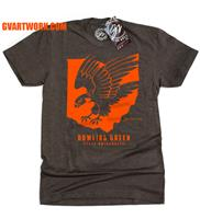 Bowling Green Falcons Ohio Unisex Tee