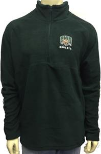 Western Michigan Polar Fleece 1/4 Zip pullover