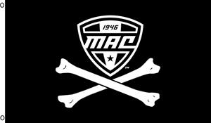 1 Official MAC Jolly Roger Flag