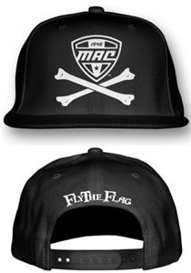 1 Official MAC Jolly Roger Fly the Flag Hat