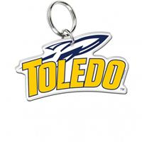Toledo Acrylic Key Ring