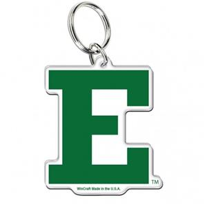 Eastern Michigan Acrylic Key Ring