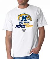 Kent State Get Some MACtion Adult Tee