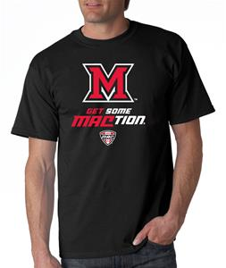 Miami of Ohio Get Some MACtion Adult Tee