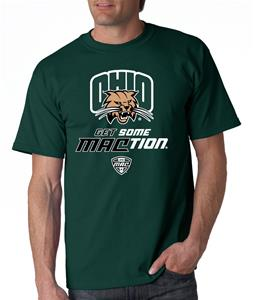 Ohio University Get Some MACtion Adult Tee