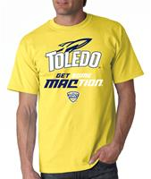 Toledo Get Some MACtion Daisy Adult Tee