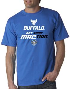 Buffalo Get Some MACtion Adult Tee