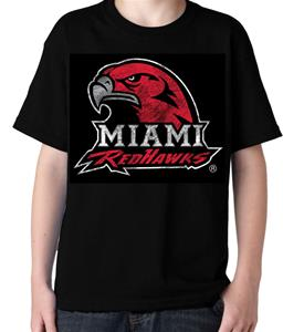 Miami of Ohio Big Mascot Youth Tee