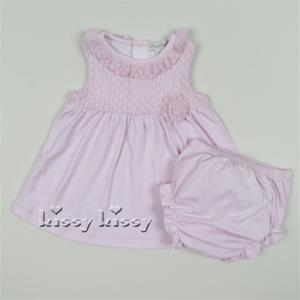Kissy Kissy Baby Grand Dress With Diaper Cover