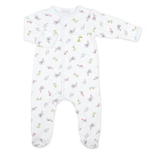 Magnolia Baby Happily Ever After Prince Printed Footie
