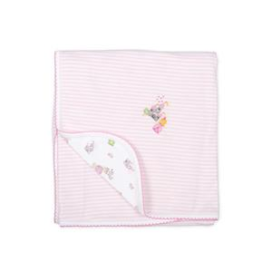 Magnolia Baby Happily Ever After Princess Reversible Blanket