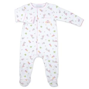 Magnolia Baby Happily Ever After Princess Footie