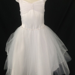 Christie Helene Communion Dress A001