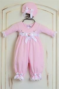 Katie Rose Payton Romper and Hat