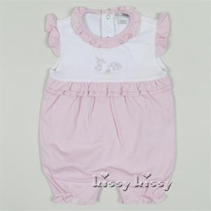 Kissy Kissy Bunches Of Bunnies Playsuit Pink