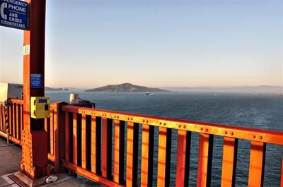 Golden Gate Bridge (Creepy)