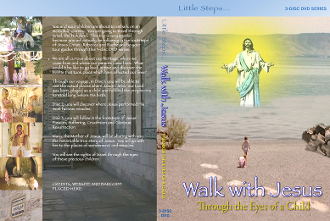 Three DVD Mini Series on the Life of Christ