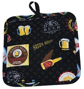 Beer Silli Hottie (Silicone Pot Holder/Hot Pad)
