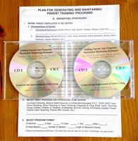 Getting Parents Into Programs 2 CD Set & Worksheets