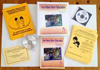 Los Niños Bien Educados Parenting Program Complete Instructors Kit in English