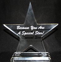 4. The Acrylic Special Star