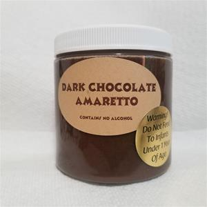 Chocolate Amaretto Creamed Honey