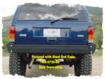 XJ 97-01 REAR BUMPER NO RECEIVER