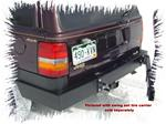"ZJ '93-'98 Rear Bumper with 2"" Receiver"