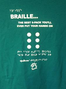 Braille The Best 6 Pack