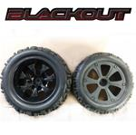 Blackout XTE/Pro Upgraded Tires & Rims