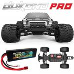 Dukono Pro 1/10 Brushless 4x4 Monster Truck 2S Bundle