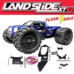 **FLASH SALE** Landslide XTE 1/8 Scale Brushless Monster Truck M2C Racing Combo