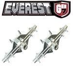 *Everest Gen7 706010x2 Aluminum Axle Housings